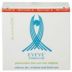 Eyeye Hydraclair z prowitaminą B5 20x0,35 ml