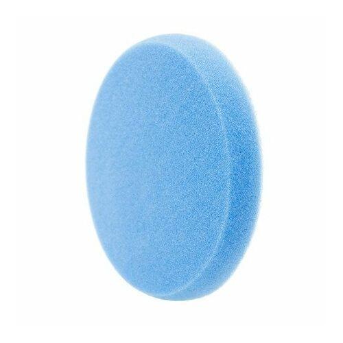 Gąbki samochodowe, RRC CLASSIC 80mm niebieska twarda gąbka polerska