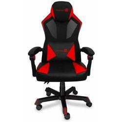 Connect IT krzesło do gier Monte Carlo, czerwony