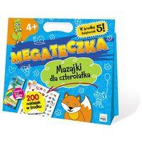Kolorowanki, Mega Teczka. Mazajki dla czterolatka MAC