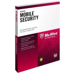 Program MCAFEE Mobile Security 12 miesięcy