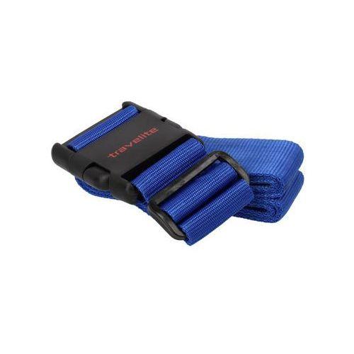 Zabezpieczenia bagażu, Pas do bagażu Travelite Accessories 208 Niebieski