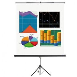 Ekran projekcyjny na statywie BASIC, 1800 x 1800 mm