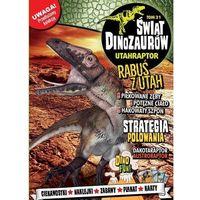 Książki dla dzieci, Świat Dinozaurów 31 UTAHRAPTOR /K/. Darmowy odbiór w niemal 100 księgarniach!