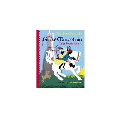 Książki do nauki języka, The Glass Mountain - wysyłamy w 24h (opr. twarda)