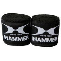 Pozostałe sporty walki, Bandaż bokserski HAMMER - elastyczny - 4,5m