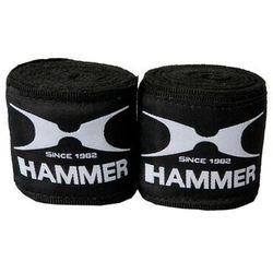 Bandaż bokserski HAMMER - elastyczny - 4,5m