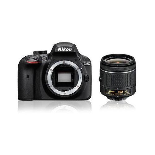 Lustrzanki cyfrowe, Nikon D3400