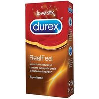 Prezerwatywy, Durex Real Feel
