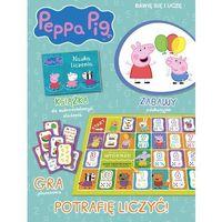 Książki dla dzieci, Literowe Potyczki Świnka Peppa Bawię Się I Uczę - Praca zbiorowa (opr. broszurowa)