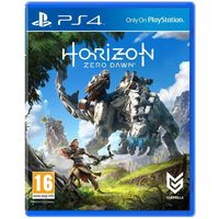 Gry na PlayStation 4, Horizon Zero Dawn (PS4)