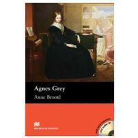 Książki do nauki języka, Agnes Grey + CD. Macmillan Readers Upper Intermediate (opr. miękka)