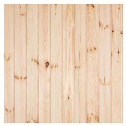 Boazeria drewniana SOSNOWA 3000 x 96 mm kl. AB FLOORPOL