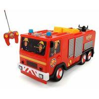 Jeżdżące dla dzieci, DICKIE Strażak Sam zdalnie sterowany Wóz strażacki Jupiter
