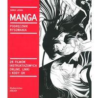 Hobby i poradniki, Manga. Podręcznik rysowania + zakładka do książki GRATIS (opr. broszurowa)