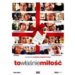 To właśnie miłość (DVD) - Richard Curtis OD 24,99zł DARMOWA DOSTAWA KIOSK RUCHU