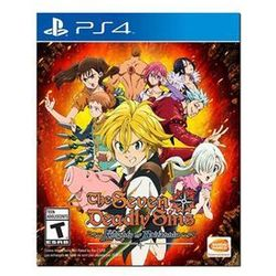 The Seven Deadly Sins Knights of Britannia (PS4)