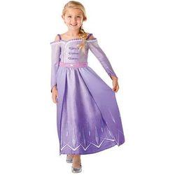 Kostium Elsa Frozen 2 Prolog dla dziewczynki - Roz. M
