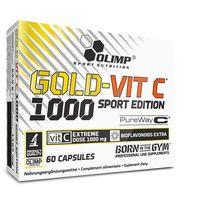 Witaminy i minerały, Olimp Gold Vit-C 1000 Sport Edition - 60 kaps.