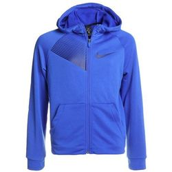 Nike Performance DRY HOODIE Bluza rozpinana hyper royal/deep royal blue