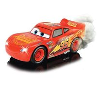Jeżdżące dla dzieci, Dickie Auta 3 RC Feature Zygzak McQueen, 26 cm