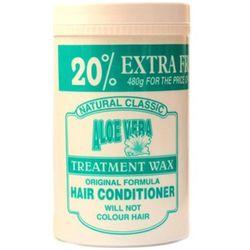 WAX ALOE VERA TREATMENT Regenerująca maska do zniszczonych włosów