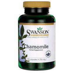 Chamomile (Rumianek pospolity) 350mg 120 kaps.
