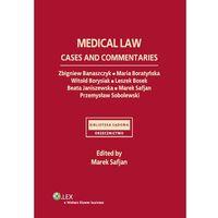 Książki prawnicze i akty prawne, Medical Law (opr. twarda)