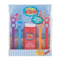 Baylis & Harding Kids! Bubble Blowing zestaw Płyn do robienia baniek 120 ml + Obręcz do dmuchania 4 szt dla dzieci