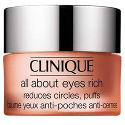 CLINIQUE All About Eyes Rich wzbogacony nawilżający krem pod oczy 15ml