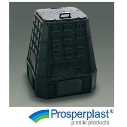 PROSPERPLAST Kompostownik czarny, 885x885x800 mm, 400l IKST400C.