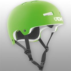 kask TSG - Evolution Solid Color Satin Lime Green (170) rozmiar: L/XL