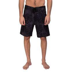 strój kąpielowy BODY GLOVE - Monstera Boardshort Black Palm (BLACK PALM) rozmiar: 30
