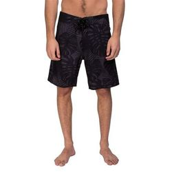 strój kąpielowy BODY GLOVE - Monstera Boardshort Black Palm (BLACK PALM) rozmiar: 32