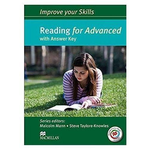 Książki medyczne, Improve Your Skills for Advanced. Reading. Podręcznik z Kluczem + Kod Online (opr. miękka)