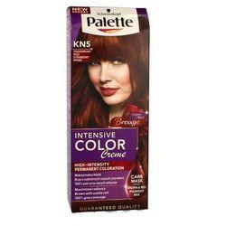 Palette Intensive Color Creme Krem koloryzujący nr KN5-truskawkowy brąz 1op. - Schwarzkopf