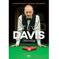 Biografie i wspomnienia, Steve Davis, Interesting. Autobiografia legendy snookera - Steve Davis, Lance Hardy (opr. miękka)