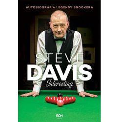 Steve Davis, Interesting. Autobiografia legendy snookera - Steve Davis, Lance Hardy (opr. miękka)