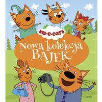 Literatura młodzieżowa, Kot-o-ciaki Nowa kolekcja bajek. Darmowy odbiór w niemal 100 księgarniach! (opr. twarda)