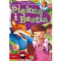 Książki dla dzieci, Piękna i Bestia. Ilustrowana lektura (opr. miękka)