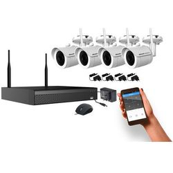 SNAPVISION Easy Monitoring 4K [4KAM] 4CHwifi