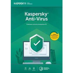 Kaspersky AntiVirus 1PC/2Lata