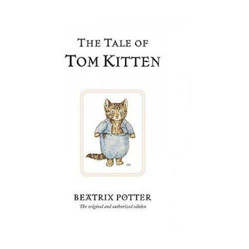 Książki do nauki języka, Tale of Tom Kitten (opr. twarda)