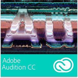 Adobe Audition CC dla użytkowników wcześniejszych wersji - Subskrypcja