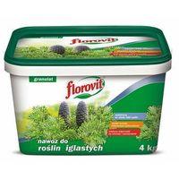 Odżywki i nawozy, Florovit nawóz do roślin iglastych, 4 kg