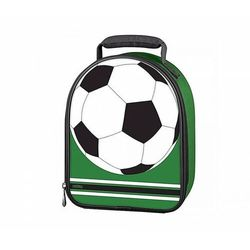 Torba termiczna Thermos FUNtainer 2.3 L (zielony) motyw piłka