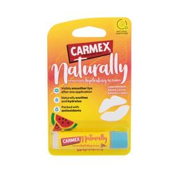 Carmex Naturally balsam do ust 4,25 g dla kobiet Watermelon