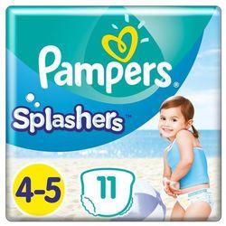 Pampers pieluchomajtki Splashers S4 11szt- natychmiastowa wysyłka, ponad 4000 punktów odbioru!