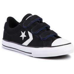 Trampki CONVERSE - Star Player EV 3V OX 665258C Black/Blue/Vintage White