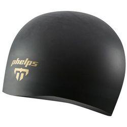 MP MICHAEL PHELPS CZEPEK STARTOWY RACE CAP BLACK GOLD